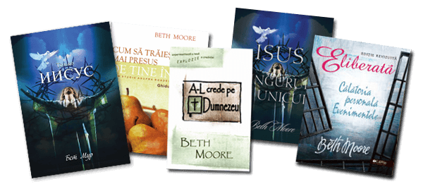 Translated Beth Moore Bible Studies